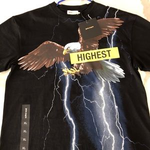 "Palm Angels ""Highest"" Tee"